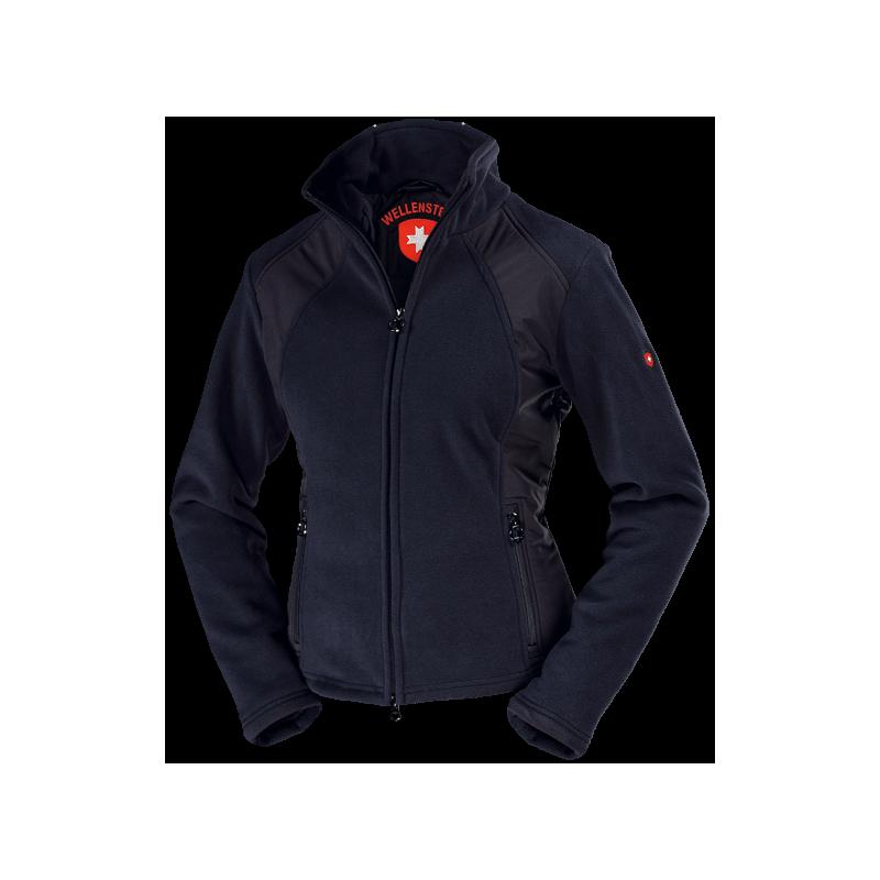 df10456654e Vindtæt yderste behagelig figursyet fleece jakke - Arosa fra ...