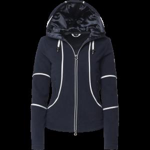 238fdbea Fleece jakke, vindtæt med feminint snit – Chimonix fra Wellensteyn