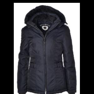 b3eaa157 Sporty, multifunktionel jakke med aft. hætte – Riviera fra Wellensteyn