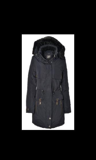 0f86b5f5e Klassisk dame jakke med sporty touch - Season Winter lady fra Welensteyn