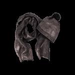 Smart hue + halstørklæde