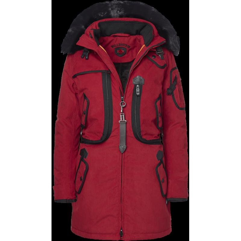 a6c4597b Lang vinterjakke, sporty, praktisk og varm - Rescue parka lady fra ...