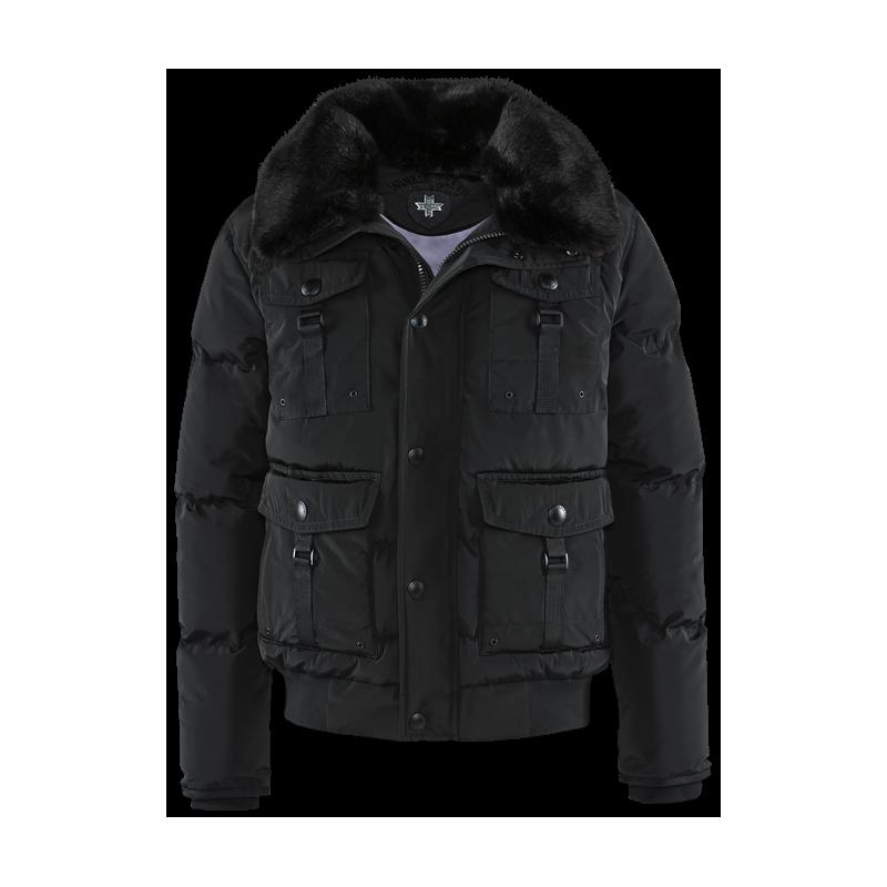 4102bfd0 Sporty og varm herre jakke - Leuchtfeuer Blouson fra Wellensteyn ...