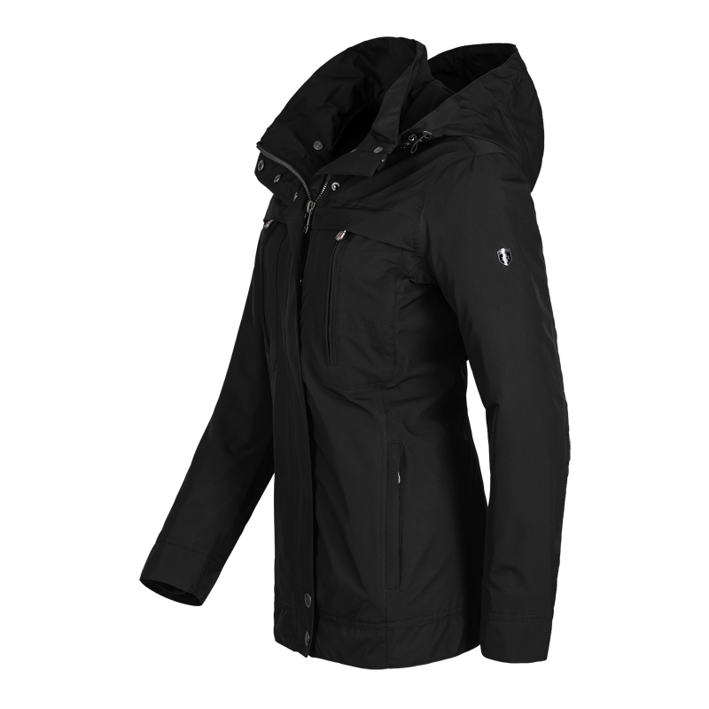 951f4b0e Multifunktions overgangsjakke med perfekt pasform - Golfjacke Lady ...