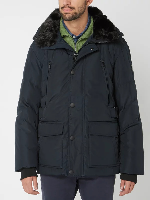 d466b785 Multifunktionel herre vinter jakke, perfekt til den meget kolde vinter -  Berry Hills fra Wellensteyn - Wellensteyn Danmark - Kjaergaarden