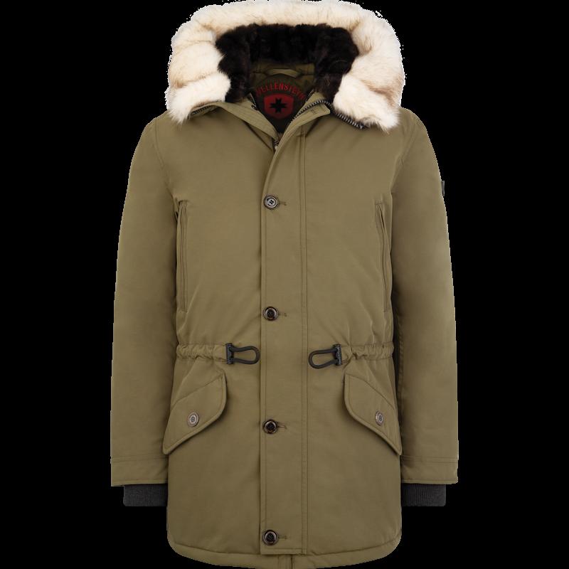 eba7fed0 Black X menn er en super flot herre vinter jakke fra Wellensteyn - Wellensteyn  Danmark - Kjaergaarden