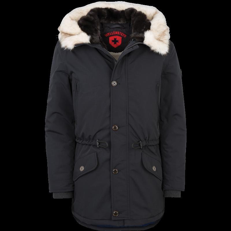4a0edb12 Black X menn er en super flot herre vinter jakke fra Wellensteyn ...