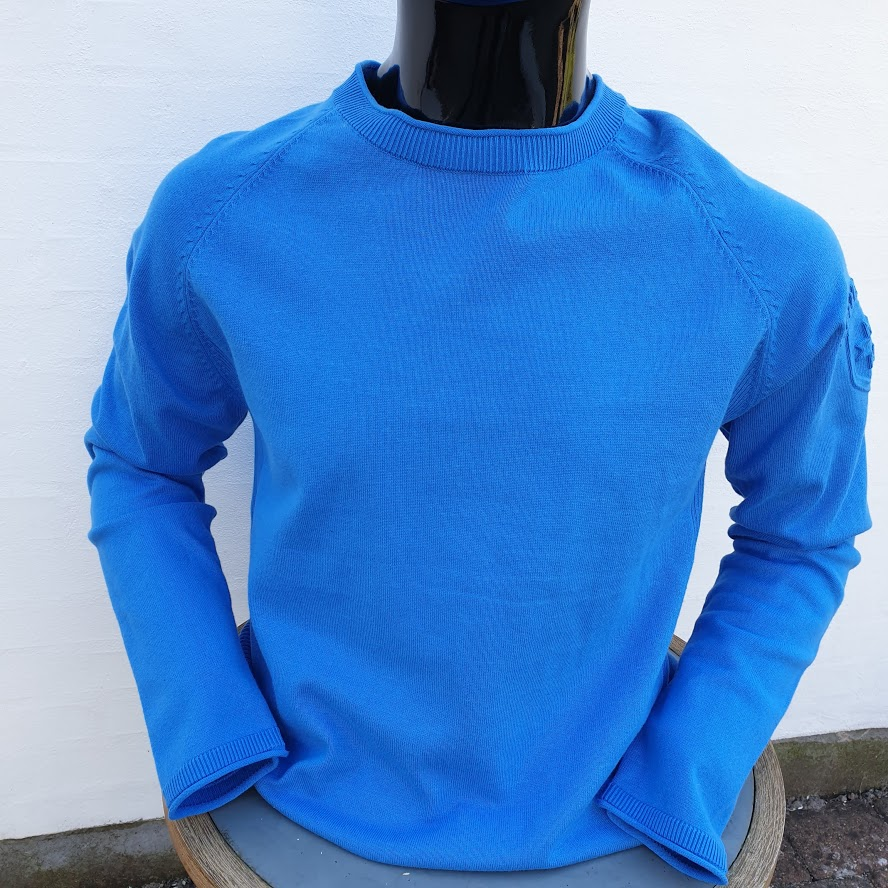 Image of   HP005 herre pullover fra Wellensteyn
