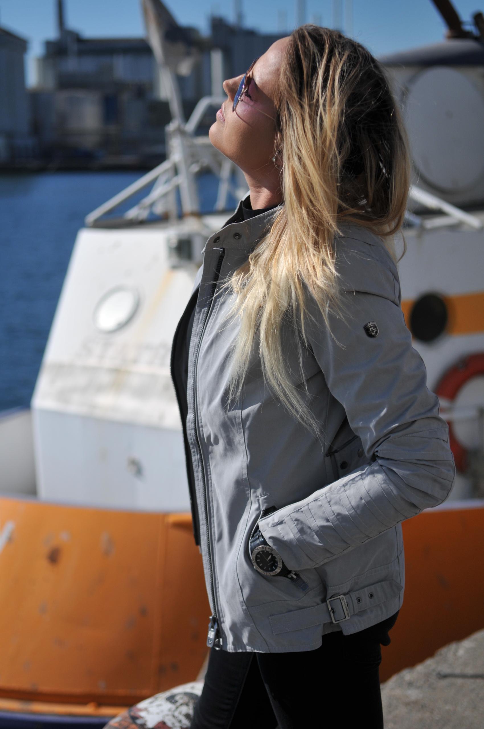 Image of   Airjet lady sommerjakke fra Wellensteyn - UDGÅR